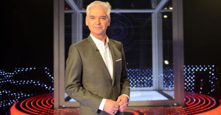 Phillip Schofield The Cube