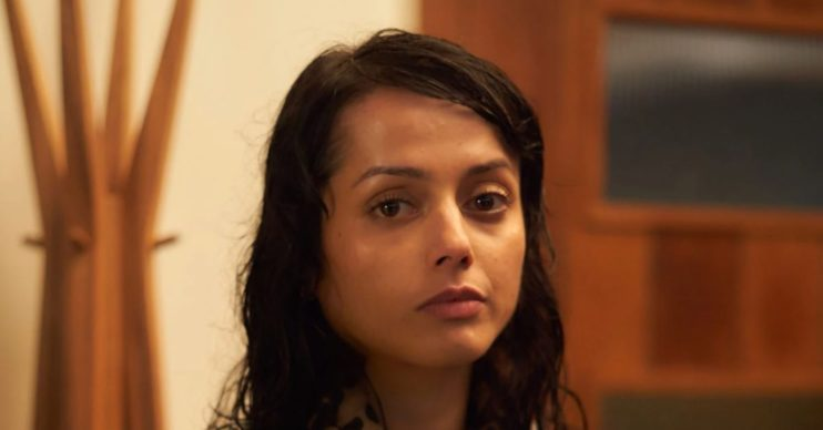 Amrita Acharia in The Sister
