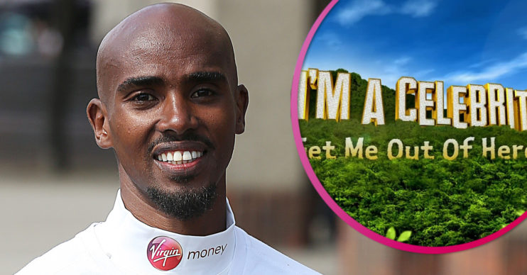 Mo Farah is reportedly doing I'm A Celebrity this year