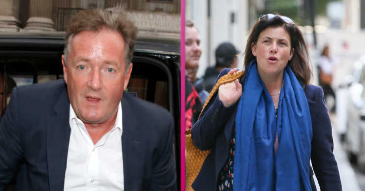 Piers Morgan apologises to Kirsti Allsopp
