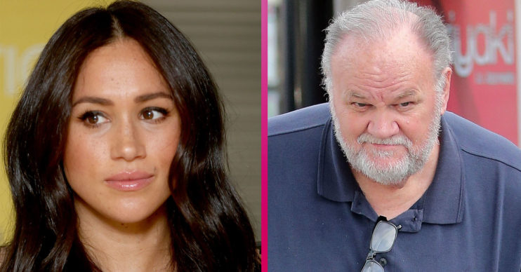 Meghan Markle legal battle with her dad Thomas