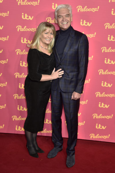 Phillip Schofield and Stephanie Lowe have not discussed divorce