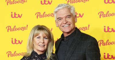 Phillip Schofield has not discussed divorce with his wife
