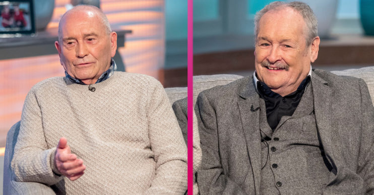 Tommy Cannon and Bobby Ball on Lorraine