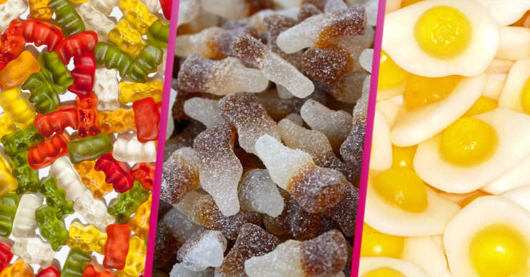 pick 'n' mix sweets