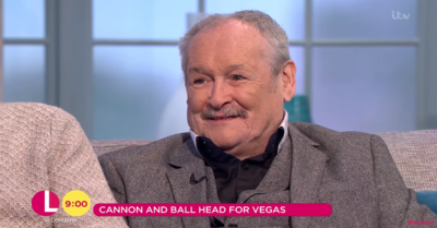Bobby Ball on Lorraine