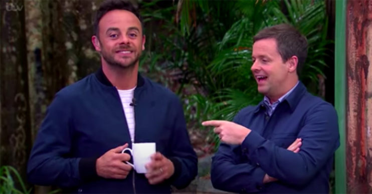 ant and dec i'm a celebrity 2020