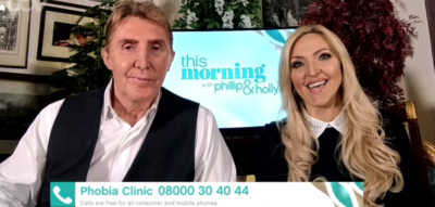 Nik and Eva Speakman on This Morning