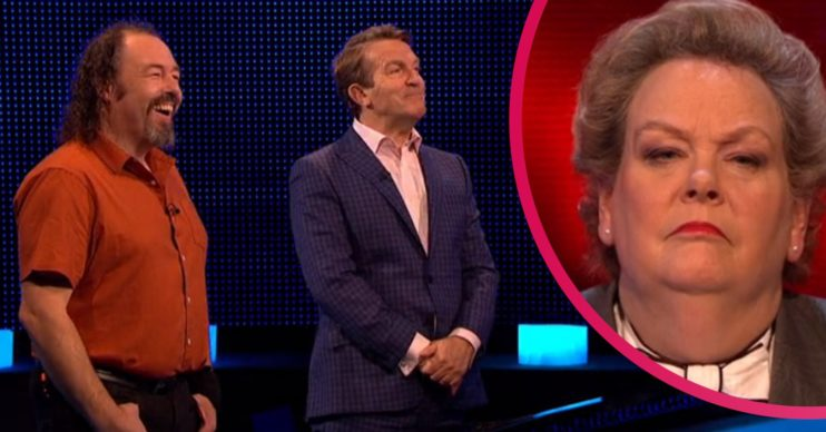 The Chase Anne Hegerty Bradley Walsh