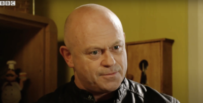 Actor Ross Kemp as Grant Mitchell in EastEnders