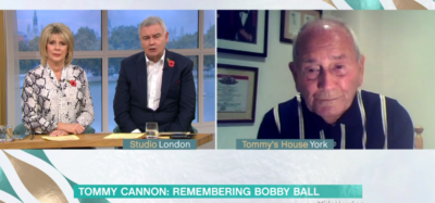 Tommy Cannon pays tribute to Bobby Ball on This Morning