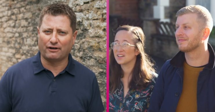 Ugly House to Lovely House with George Clarke, Helen and greg