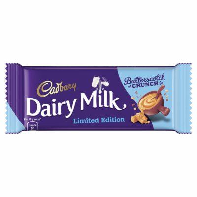 New Butterscotch Dairy Milk bar