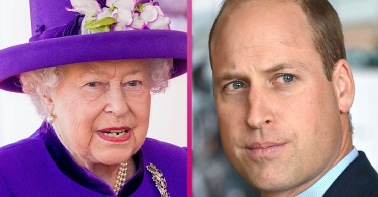 prince william the queen