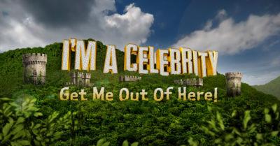 i'm a celebrity logo 2020