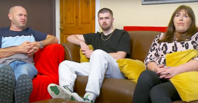 The Malone family on Gogglebox