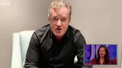 Piers Morgan demands Ranvir win Strictly