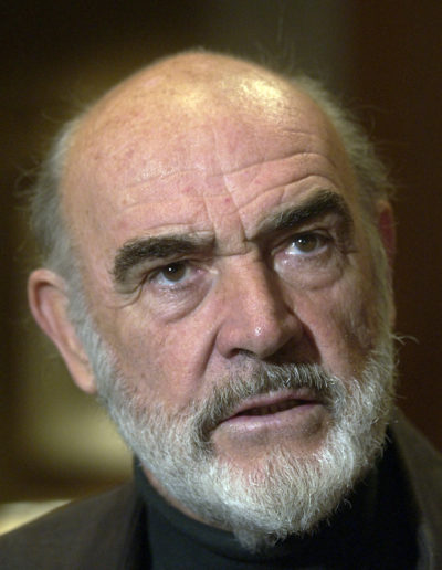 Sean Connery how many fJames Bond films did he star in