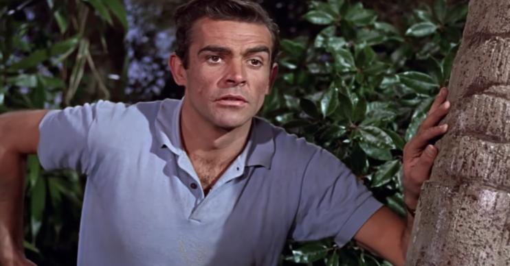 Sean Connery How many James Bond films did he star in?