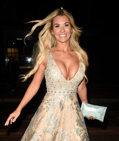 Christine McGuinness puts on racy display with Halloween outfit