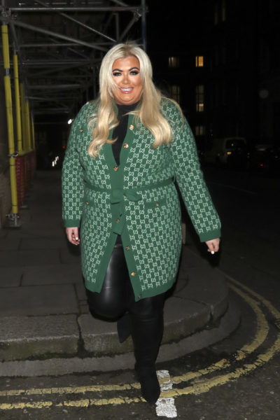 Gemma Collins earned £5k a month during lockdown