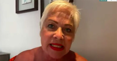 denise welch on this morning