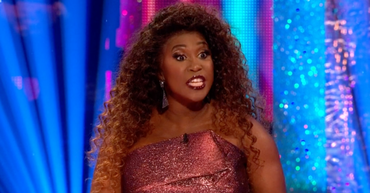 Motsi Mabuse on Strictly