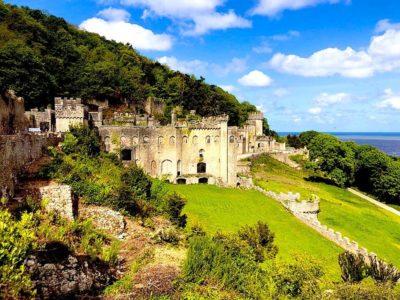 Grwych Castle