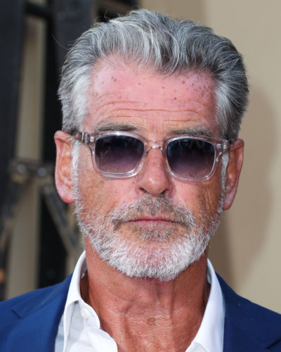 Pierce Brosnan pays tribute to Sean Connery