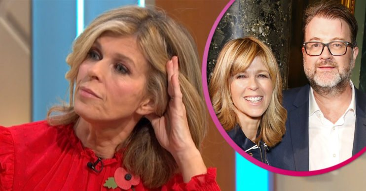 Kate Garraway speaks about husband's health battle on Lorraine