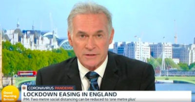 dr hilary on good morning britain