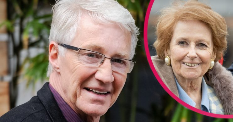 paul o'grady and lady elizabeth shakerley