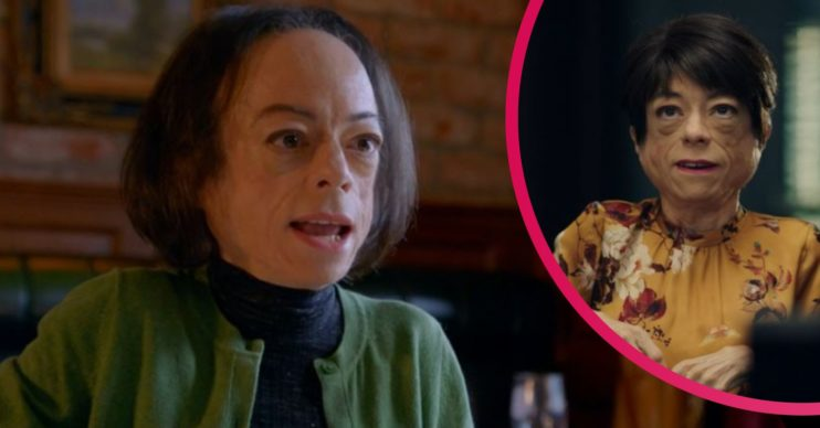 Liz Carr in Who Do You Think You Are, and Clarissa