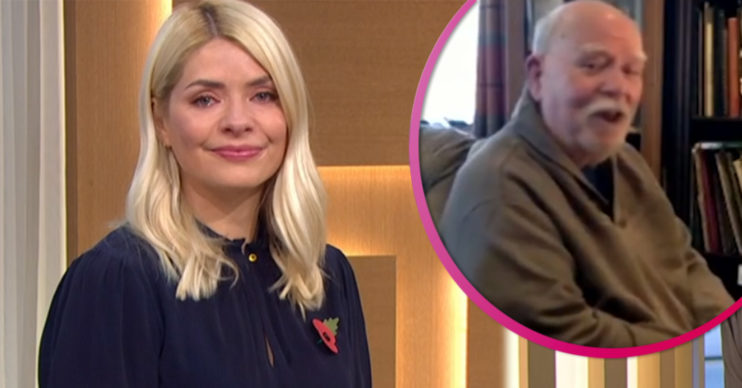 Holly Willoughby becomes emotional on This Morning