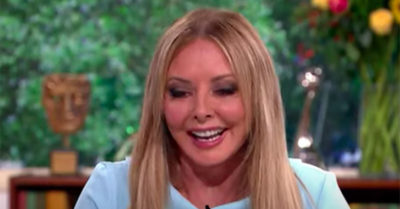 carol vorderman on loose women