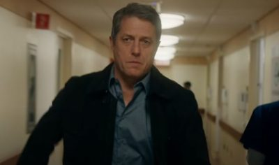 Hugh Grant plays Jonathan Fraser in The Undoing (Sky Atlantic)