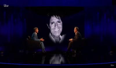 Piers Morgan interviews Cliff Richard on Life Stories