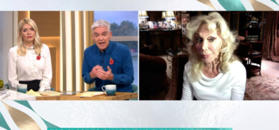 Phillip Schofield loses it on This Morning