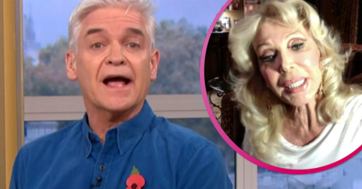 Phillip Schofield clashes with This Morning guest