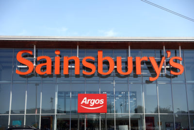 Sainsbury's store front