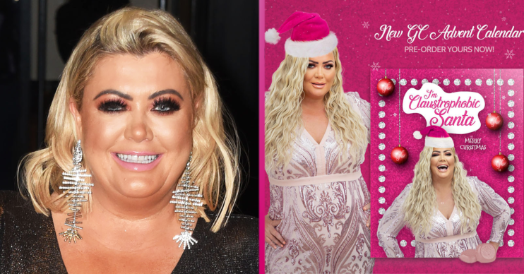 Gemma Collins advent calendar