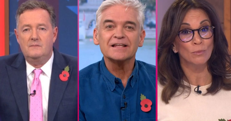 GMB This Morning and Loose Women cover election