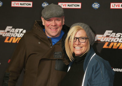 Tom Kerridge and wife Beth