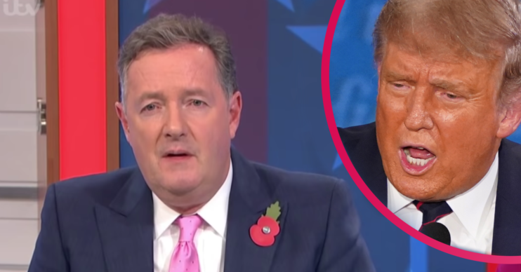 Piers Morgan celebrates huge ratings success for US Election special on GMB