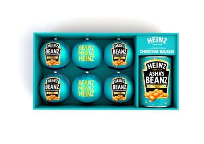 Heinz Beanz baubles