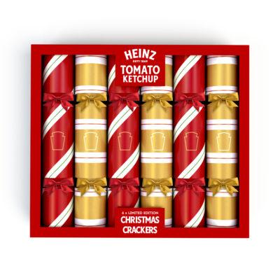 Heinz Tomato ketchup crackers