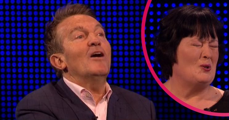 The Chase Bradley Walsh and Pam