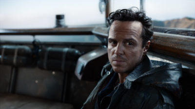 Andrew Scott plays Colonel John Parry in His Dark Materials