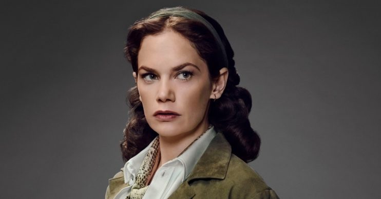 Ruth Wilson plays Mrs Coulter in His Dark Materials BBC One
