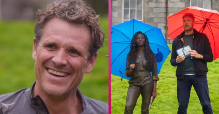 Don't Rock The Boat James Cracknell